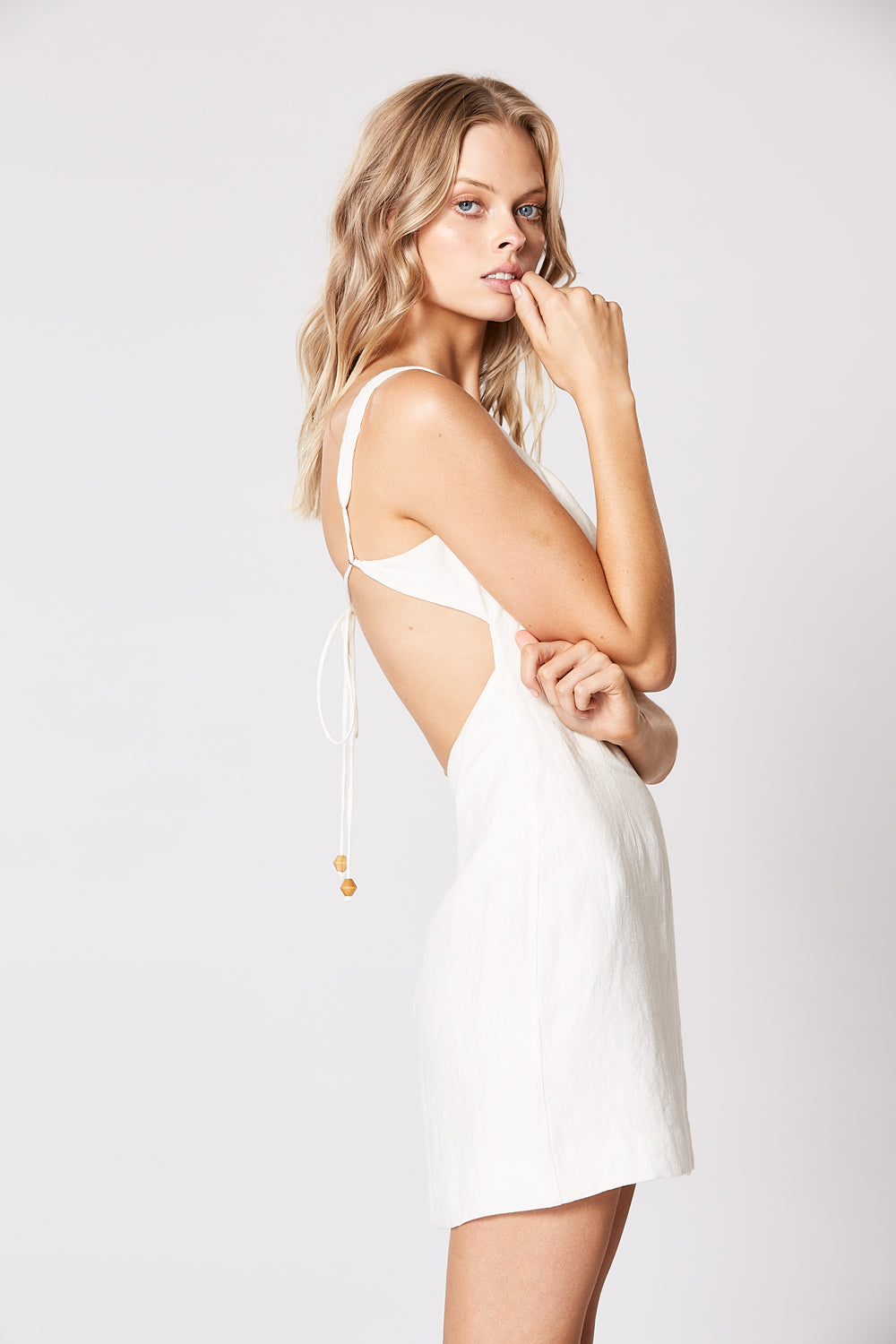 AMITY TIE BACK DRESS