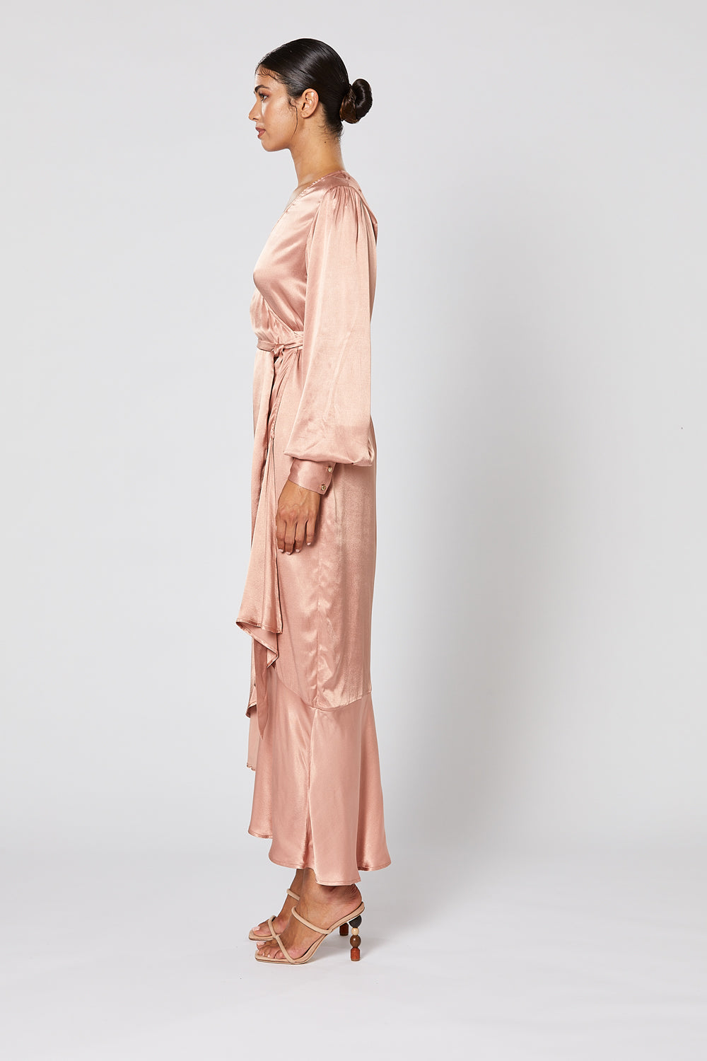 PRE-ORDER: MIELE DRESS DUSTY PINK