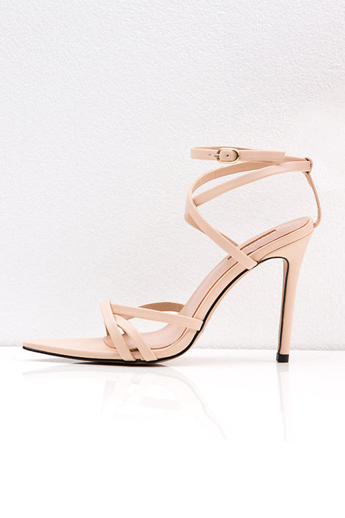 MANHATTAN HEEL NUDE