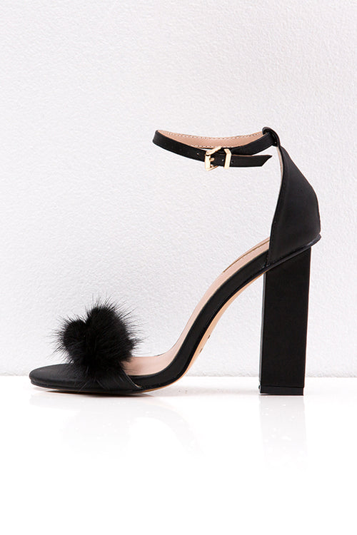 SOHO HEEL BLACK