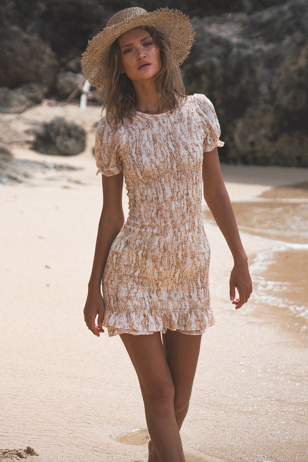 SAHARA SHORT DRESS