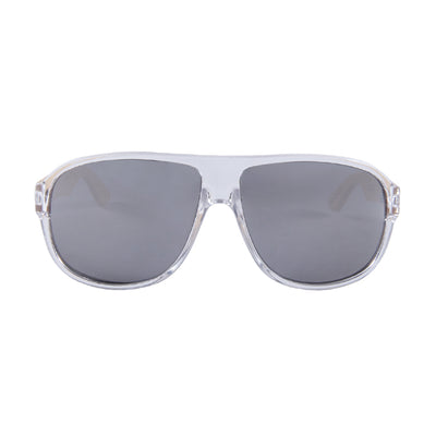 Jas Sunglasses (Clear)