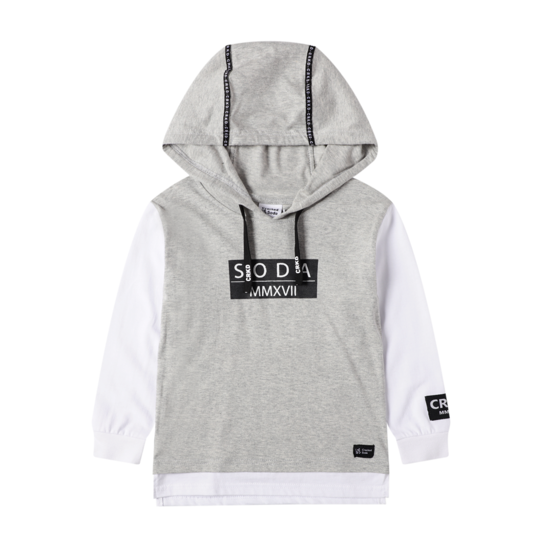 Ollie Hooded Tee