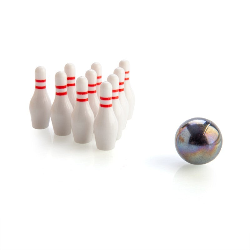 Worlds Smallest Bowling Set