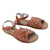 Salt Water Womens Retro Sandals (Tan)
