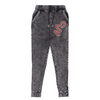 Bandits Red Snake Skinny Trackies