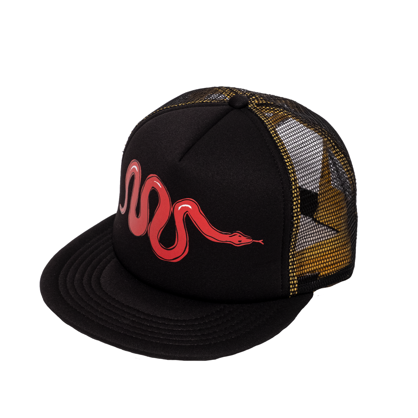 Red Viper Trucker Cap