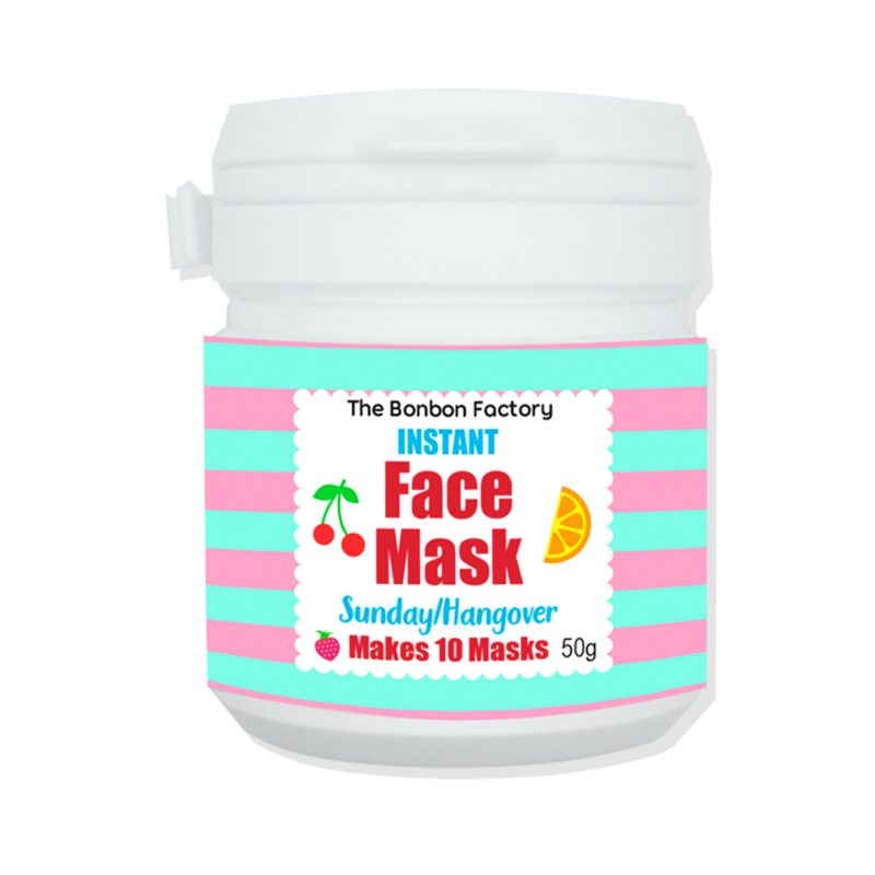 Sunday Face Mask