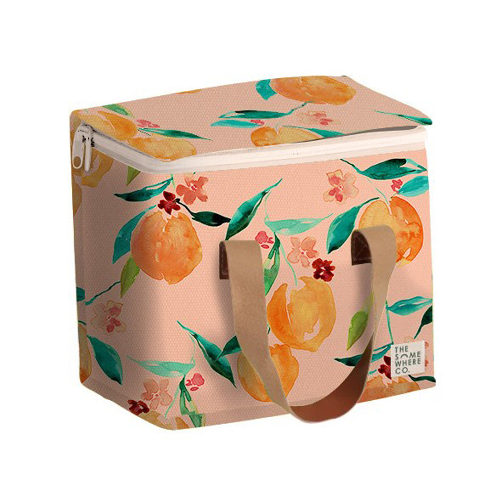 Orange Blossom Lunch Bag