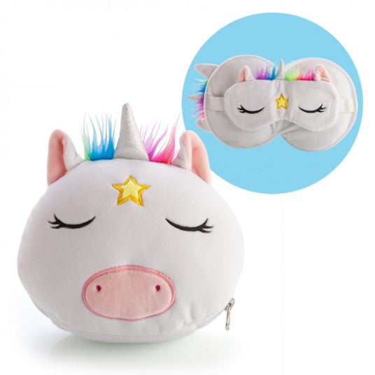 Unicorn Travel Cushion