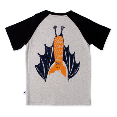 Chilled Bat Raglan Tee