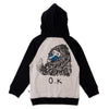 Ok Baboon Zip Up