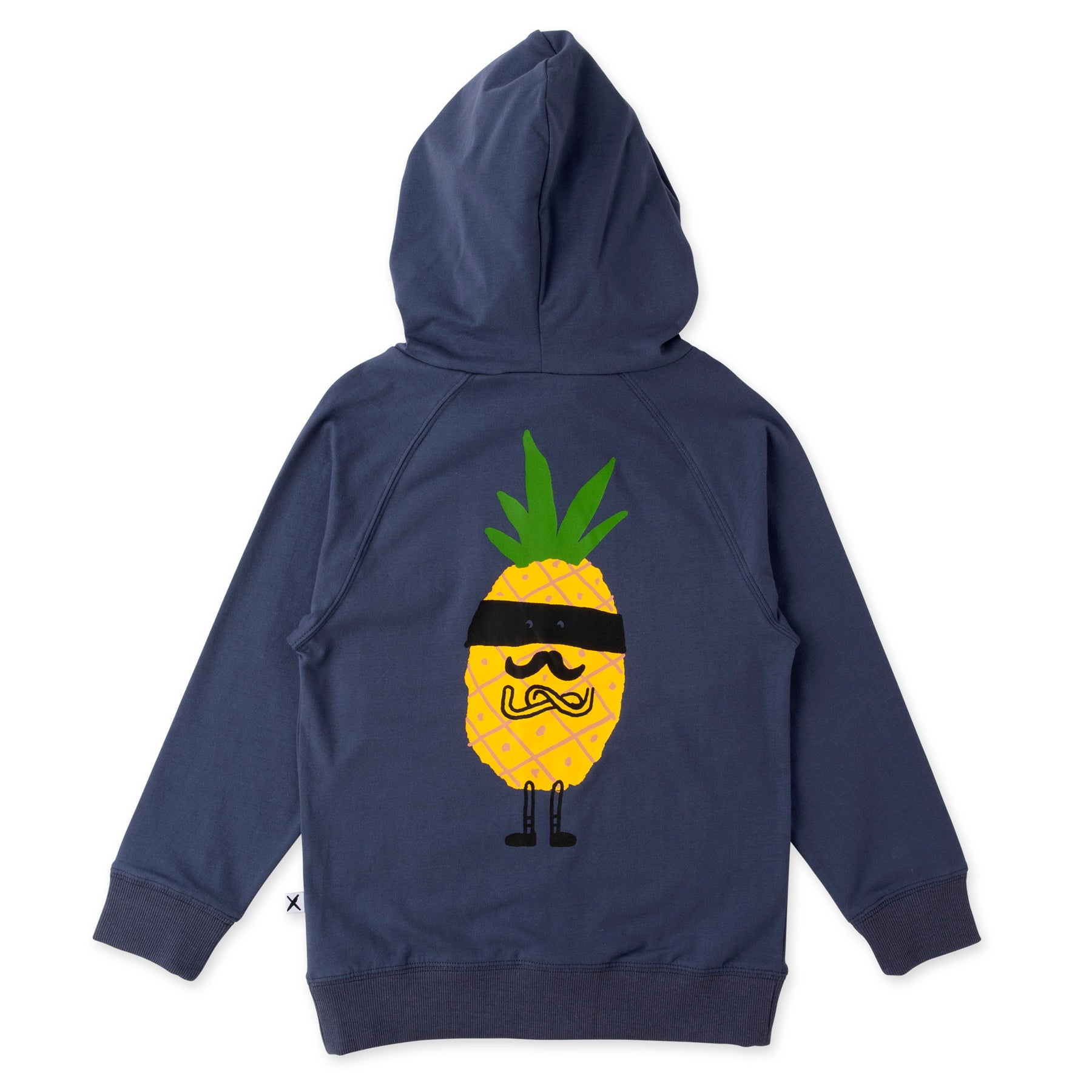 Undercover Pineapple Zip Up