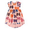 Colourful Butterflies Dress