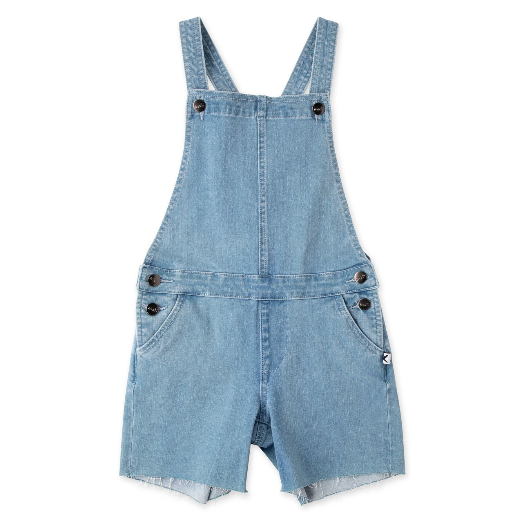 Cut Off Dungarees