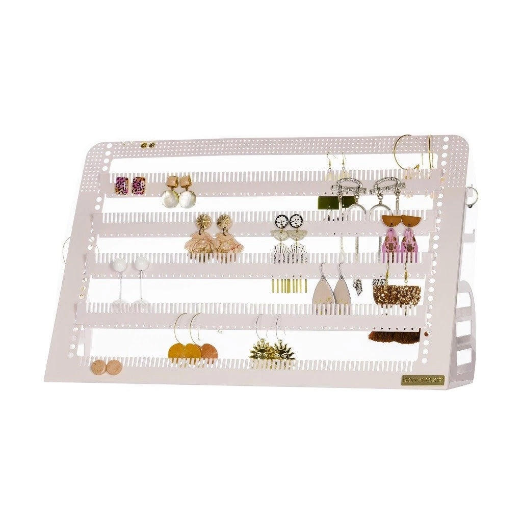 Adjustable Earring & Accessory Holder (Mega Blush)