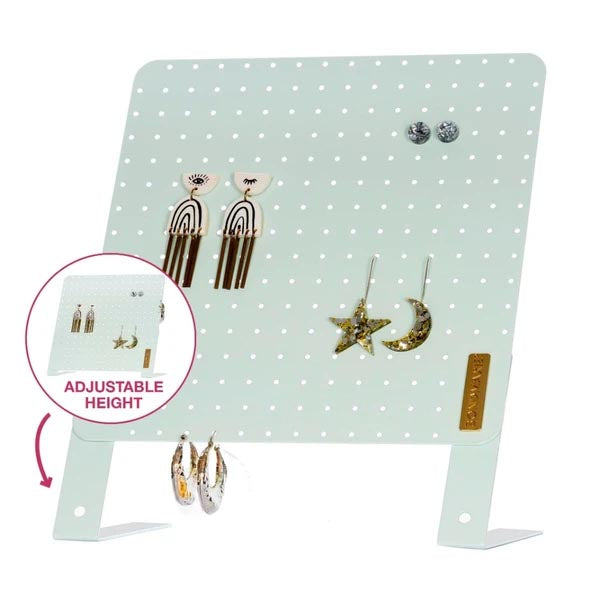 Earring Holder Stand (Mint)