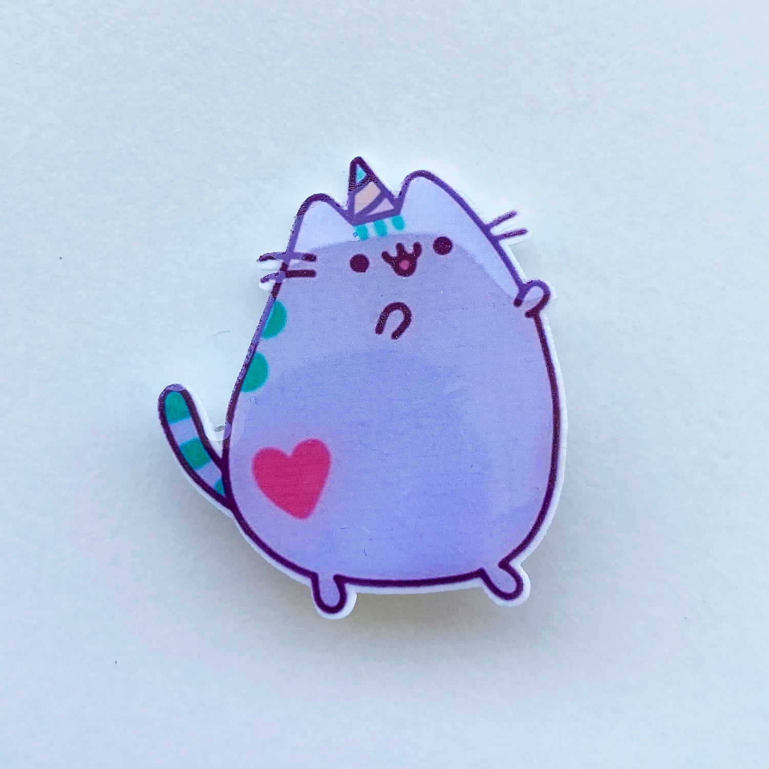 Brooch (Party Cat)