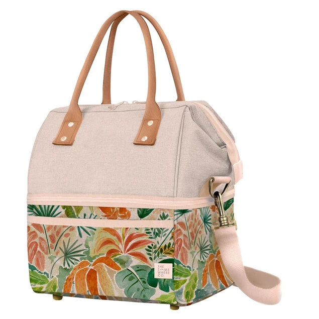 Caribbean Jungle Cooler Bag