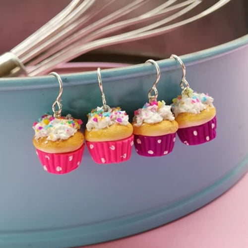 Cupcake Dangley Earrings