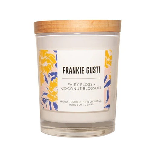 Fairy Floss & Coconut Blossom Candle