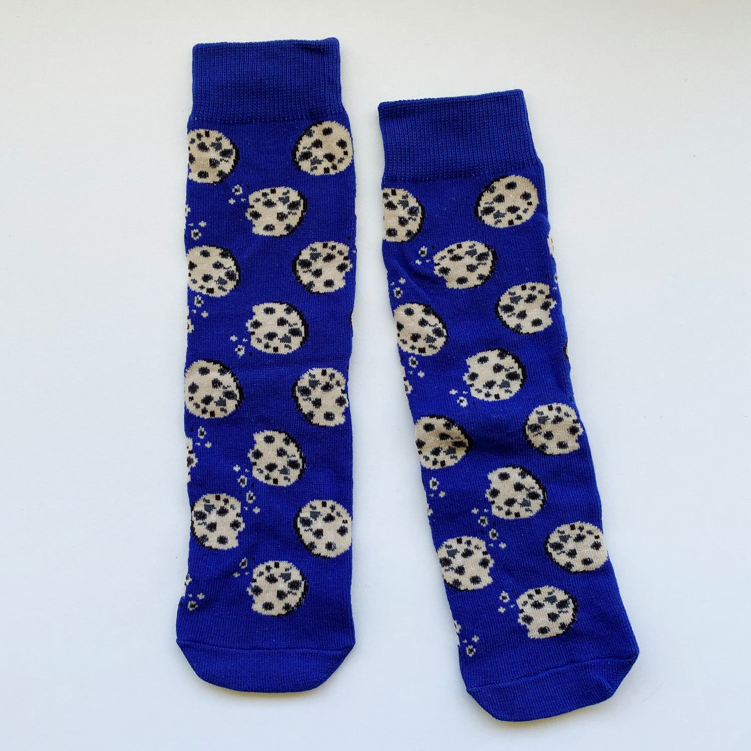 Cookie Socks (Navy)