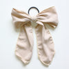 Big Bow Hair Tie
