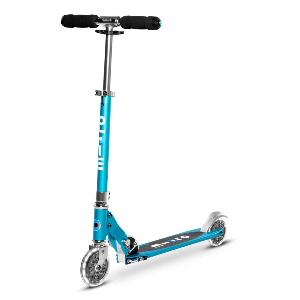 Micro Sprite LED Scooter (Ocean Blue)