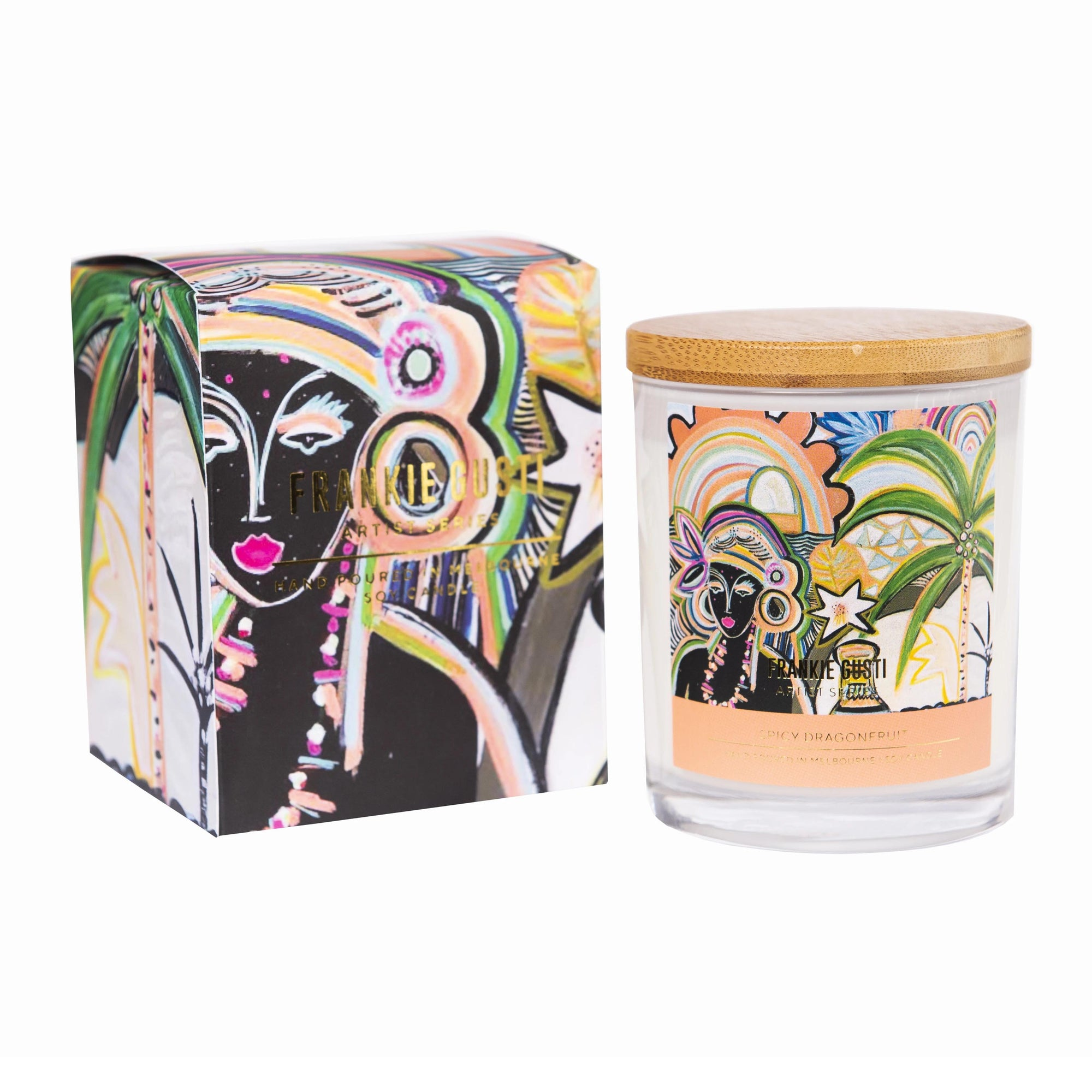 Maree Nic Candle (Spicy Dragonfruit)