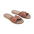 Salt Water Womens Classic Slides (Tan)