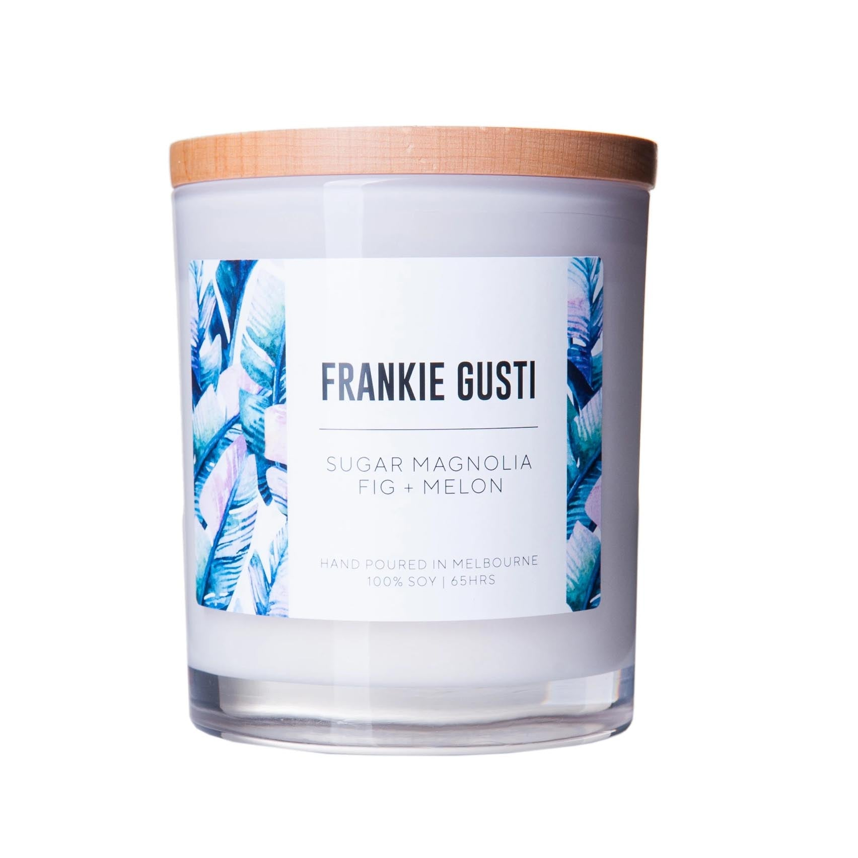 Sugar Magnolia, Fig & Melon Candle