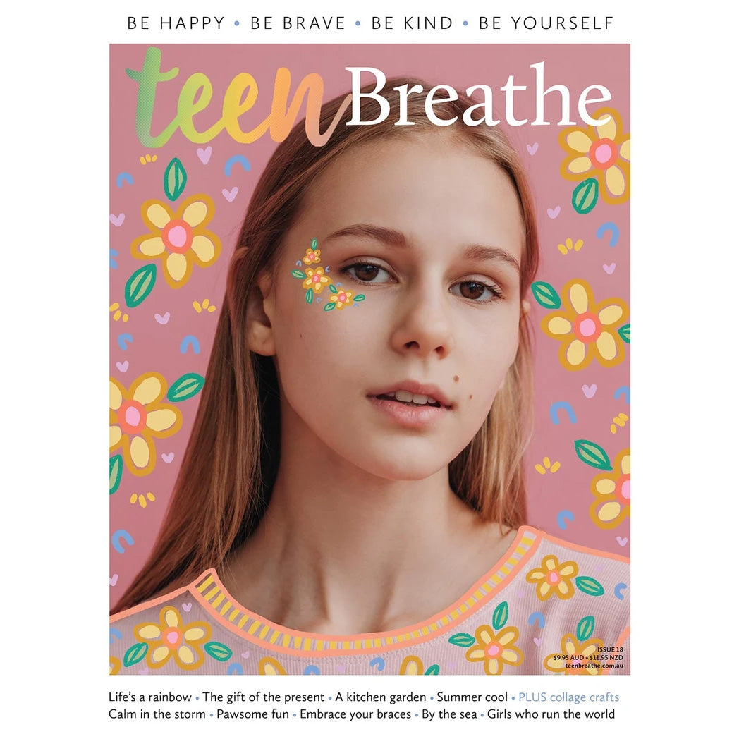 Teen Breathe Magazine Issue 18