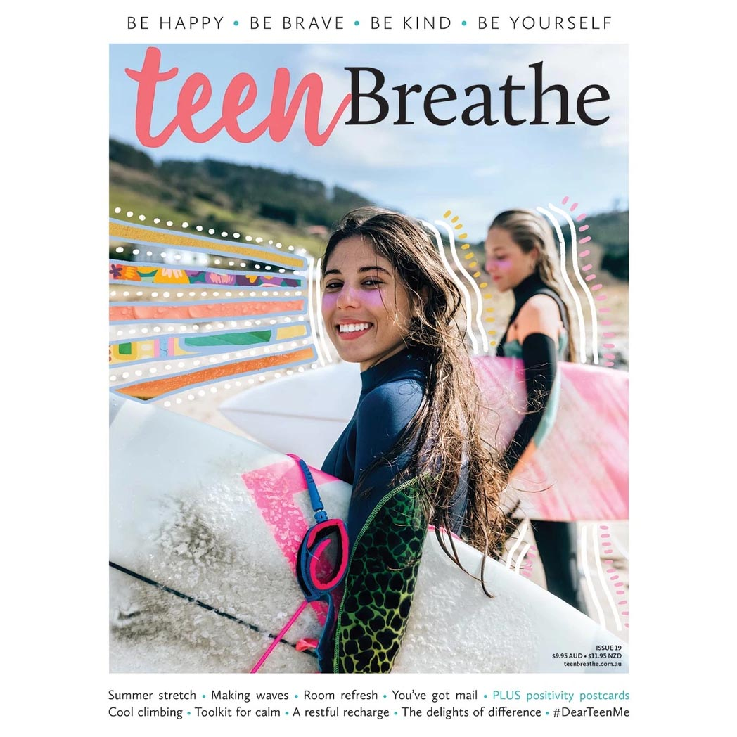 Teen Breathe Magazine Issue 19
