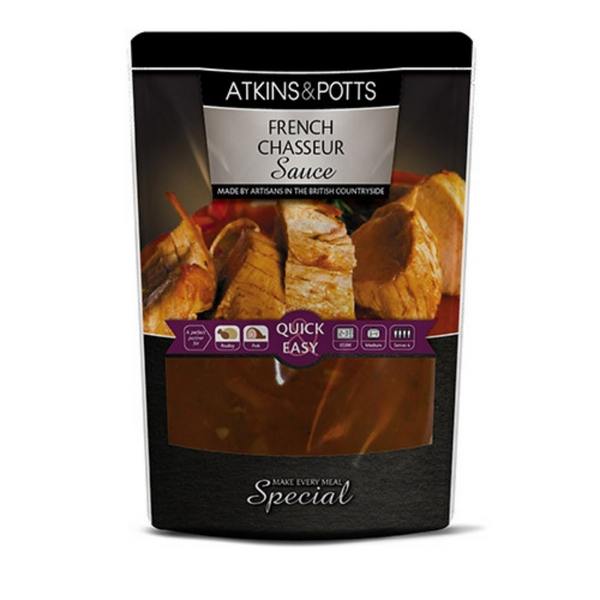 Atkins & Potts French Chasseur Sauce