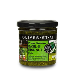 Basil & Pinenut Pesto (Olives Et Al)