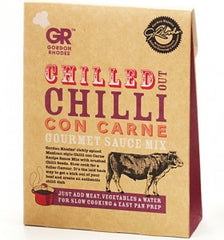 Chilled Out Chilli Con Carne (Gordon Rhodes)
