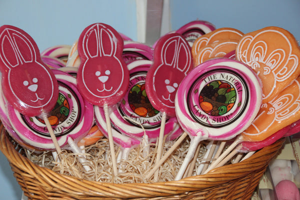 Bunny & Money Lollipops