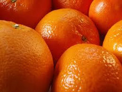 Fresh, juicy oranges