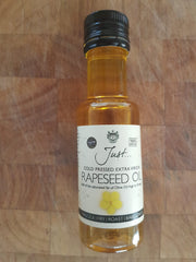 Rapeseed Oil Just Oil 100ml FREE tester