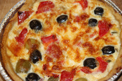 * NEW* Mediterranean Quiche