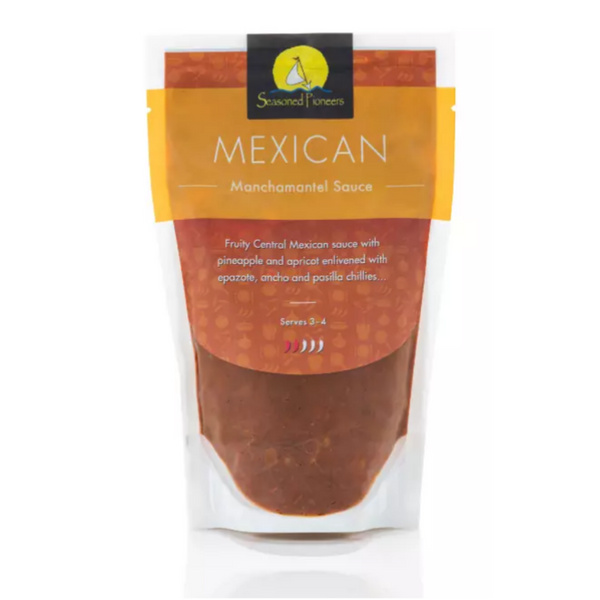 Mexican Manchamantel Gourmet Cooking Sauce