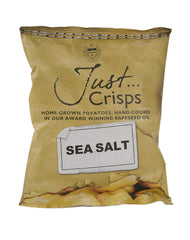Just Crisps - Sea Salt