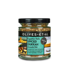 Aromatic Rub Olives Et Al Spiced Dukkah