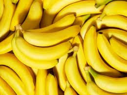 Lovely fresh bananas