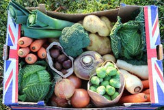 Christmas Large Veg Box