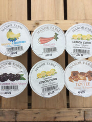 Manor Farm Yogurts