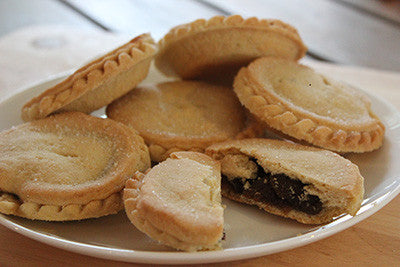 Traditional Mince Pies