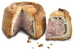Melton Mowbray Stilton Pork Pie