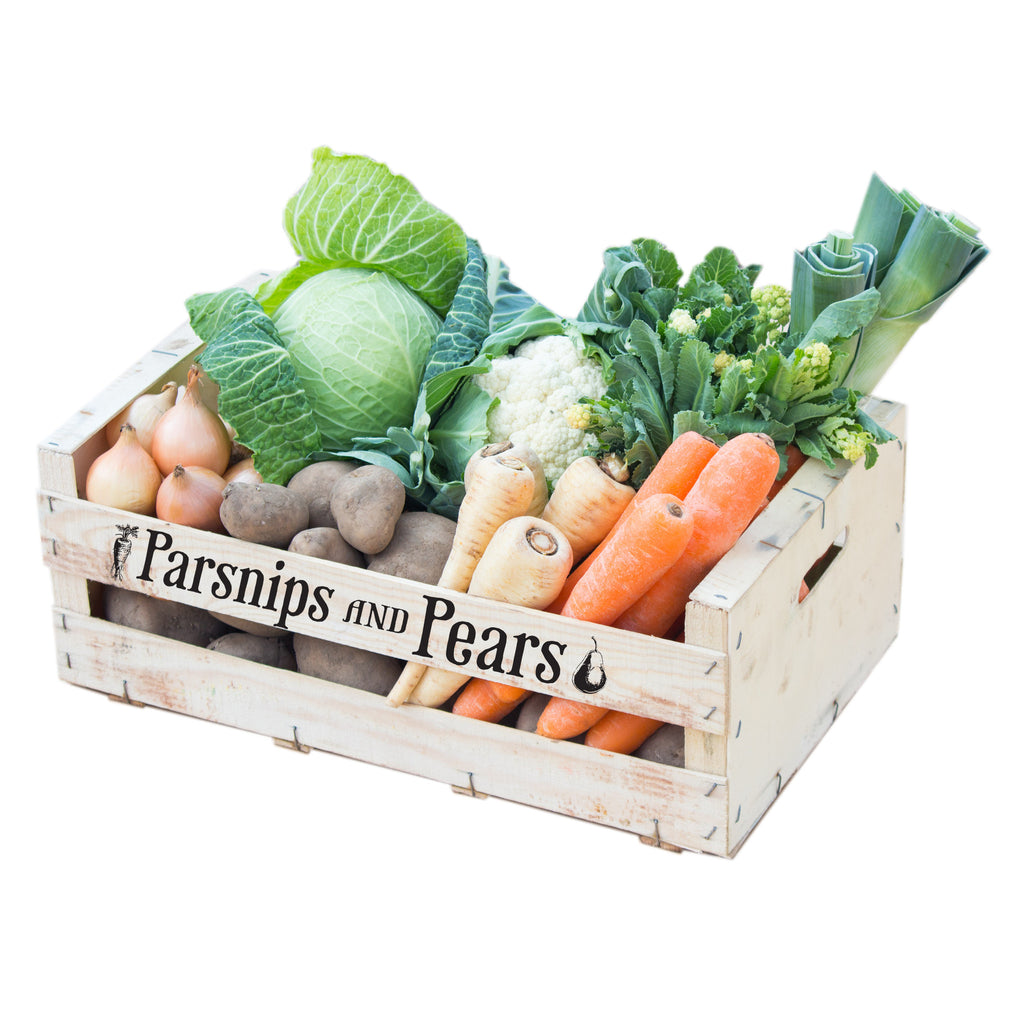 Wowcher: Large Fresh Wowcher! Vegetable Hamper Only £14.00 With