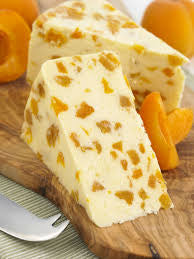Cropwell Bishop White Stilton with Apricots